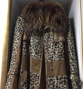 Пальто натуральное