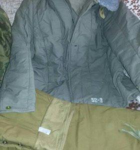 Одежда для охотника и рыбака