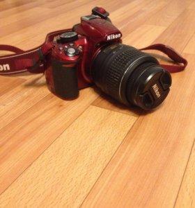 Фотоаппарат Nikon D31000