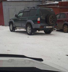 Тойота Land Cruizer Prado