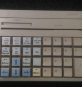Клавиатура Posiflex KP100 & KB4000