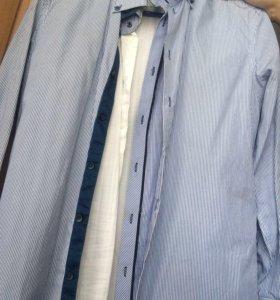 Продам 2 шт рубашки S