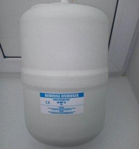 Бак накопительный для системы фильтрации 12 л.