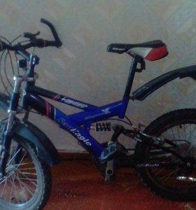 Велосипед горный+торг