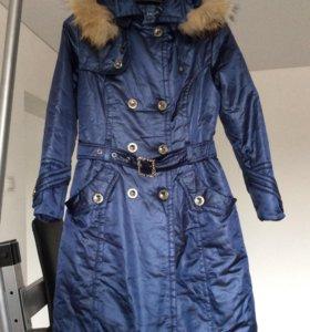 Пальто осень-зима 42р-р