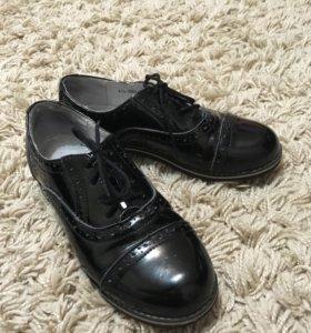 Туфли для девочек Антилопа