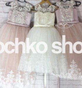 НОВЫЕ детские платья!