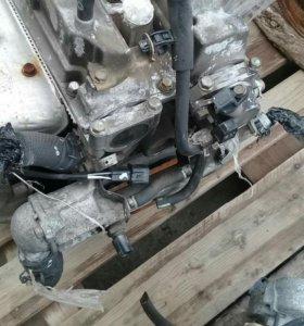 Двигатель 1.5 л Мицубиси Кольт 4g15