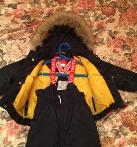 Камплект Reima зима (куртка, штаны, шапка, варежки