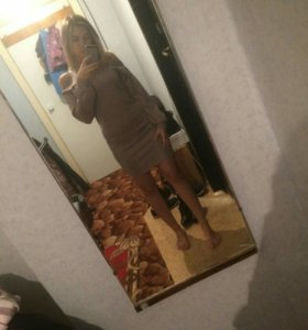 Модные новые платья