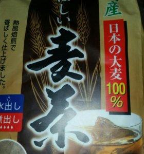 Японский Ячменый чай 520 грамм