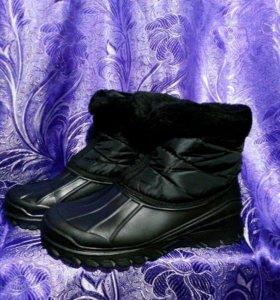 Ботинки зима 300