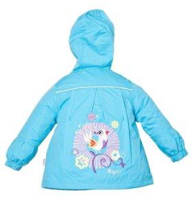 Куртка НОВАЯ с этикеткой Размер 98-104 см 2-4года