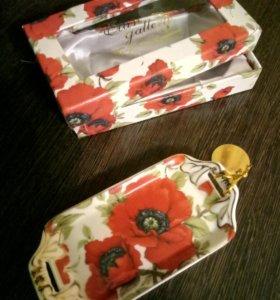 Подставка под чайные пакетики