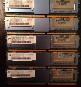 Оперативная память HP