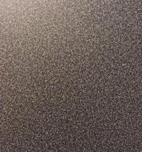 Новая столешница из икеи, цвет чёрный гранит