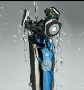 Новая электро бритва 4D