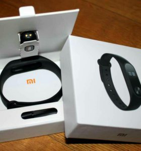 Фитнес-браслет Xiaomi mi banb 2 (абсолютно новые)
