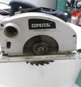 Дисковая пила OMAX 11301