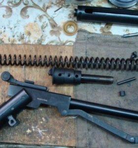 Чистка,ремонт пневматических винтовок и пистолетов
