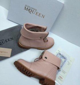 MoQueen сапожки 🌸