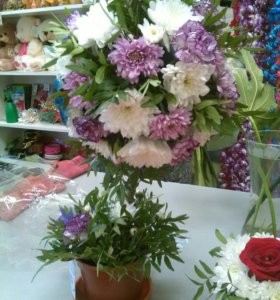 Цветы/ композиции