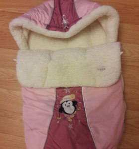 Конверт зимний для малыша