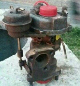 Турбина на Ауди А4 В6
