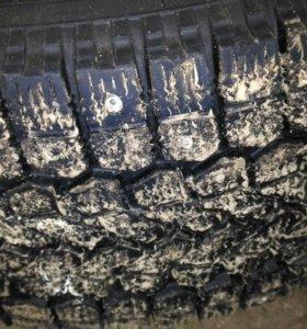 Зимняя резина на Форд