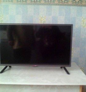 LG телевизор