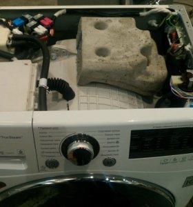 Ремонт стиральных машин, электроплит