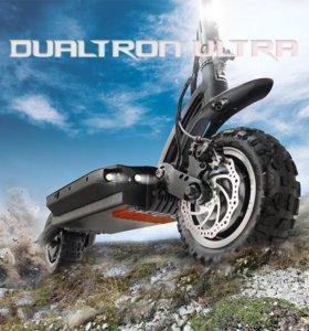 Электросамокат Dualtron Ultra черный