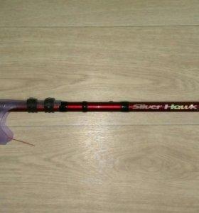 Удилище матчевое Kaida Silver Hawk длиной 3,8 м