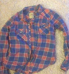 Рубашка на клепках