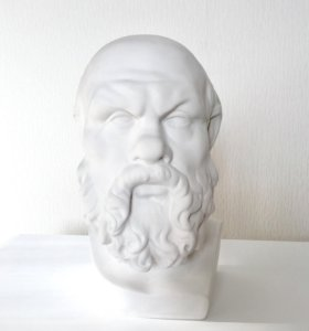 Гипосовая голова Сократа