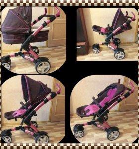 Детска коляска трансформер