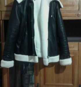 женская куртка зимния