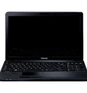 Ноутбук Toshiba Satellite C660-15K по запчастям