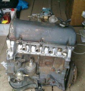 продам 2 двигателя на ваз 09, 99