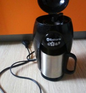 мини Кофе- машина.