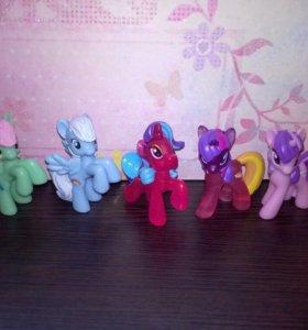 Пони игрушки my little pony