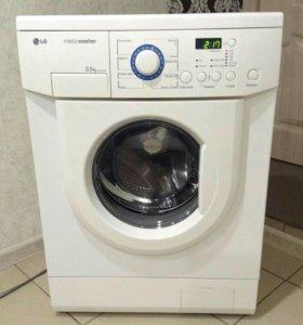 LG стиральная машина, гарантия