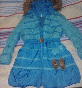 Пальто зимнее Дисвей