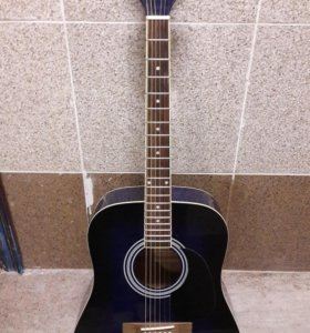 Акустическая гитара Martinez FAW-702BL