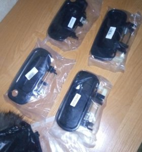 Ручки дверные тойота камри