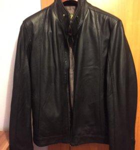 Куртка мужская кож.зам.раз.48
