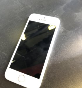 iPhone 5 s 16 gb silver