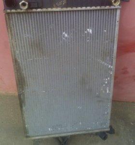 Радиатор VOLVO S80 коробка автомат