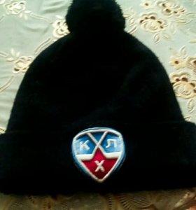Шапка зимняя КХЛ