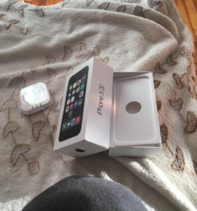 Коробка из под айфон 5s